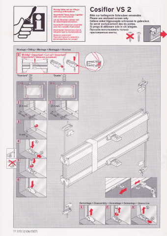 luxaflex plissee montage my blog. Black Bedroom Furniture Sets. Home Design Ideas
